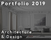 3D Visualization - Portfolio 2019