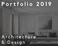 3D Visualization - Portfolio 2019