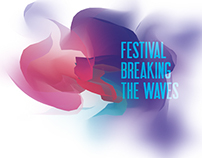 Breaking the Waves - Posterserie