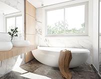 Bathroom - Vogelenzangseweg 50 Netherlands