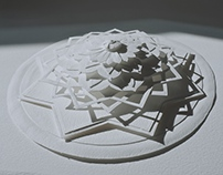 World of Wonder Paper Sculpture