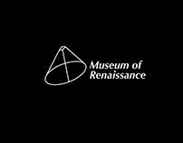 Identity Design: Museum of Renaissance