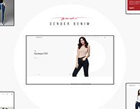 Gender Denim – Womens online store jeans