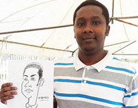 live caricatures-the xperience