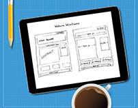 Wireframing: Web Apps / Mobile Apps