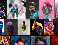 Glitch Art Photos and Videos