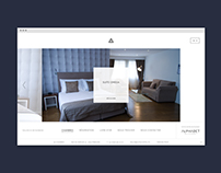 Alpha Hotel Website