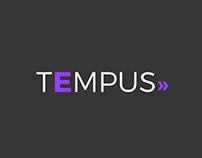 TEMPUS LandingPage