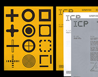 International Center of Photography Branding