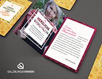 Salzburgerinnen - Corporate Design