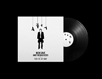 Nick Cave & the Bad Seeds - Vinyl illustration