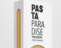 Pasta package design