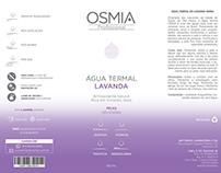 Osmia - Água Termal de Lavanda