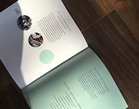 Brochure corporative de la 3e avenue Limoilou