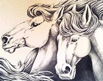 .Horses.