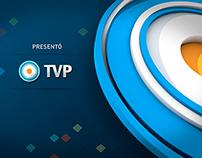 TVP /  Diseño Gráfico para Soporte web / Slides