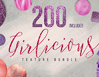 FREE GIRLICIOUS TEXTURE SAMPLE PACK