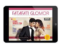 Fashion Glamour-magazine
