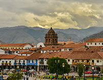 Snapshots from Cusco, Peru