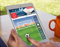 Zabij gol | Facebook application