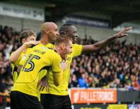 Burton Albion VS Cardiff // 2-0