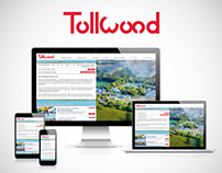 Webpage-design Tollwood (pitch submission)