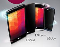 LG Smartphones KV
