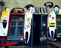 Design for DIVE bar
