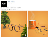Opto-Réseau | Posts Facebook