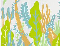 Mural - Garden Coworking