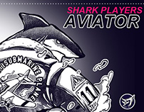 - SHARK PLAYER -