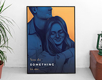 Cute & Sexy Poster and Product Design