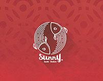 《SUNNY SUSHI STATION》品牌设计