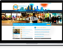 Downtown Vision, Inc. Website Refresh