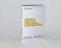 """""""Still Alice"""" Book Jacket"""