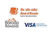 Bank of Baroda Visa Campaign