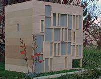 MDRDV Double House Model