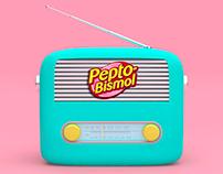 PeptoBismol - Fácil de digerir
