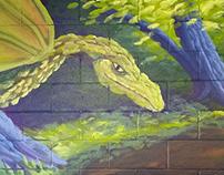 Dragons in the Forest at Jasper Middle Sch (Jasper, GA)