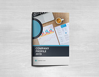 COMPANY PROFILE | BUSINESS BROCHURE DESIGN