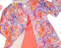 Diseño de estampados para ropa infantil