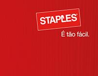 STAPLES - Empena Cabos D'Ávila