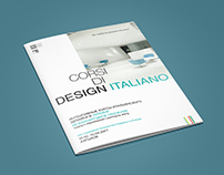 Brochure and identity elements