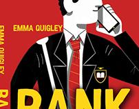 Bank - Book Cover Illustration