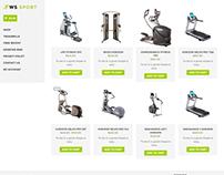 WS Sport WooCommerce WordPress Theme