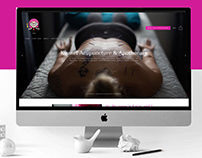 Website refresh for acupuncture studio
