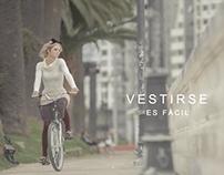 Daily Basics · Winter Lookbook · Fashion film · Web