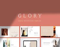 Glory Presentation Template