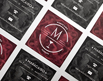 Maracaibo Cocktail Bar - Rebranding