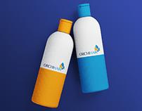Cosmetics Branding/ Logos/ Orchidia Company